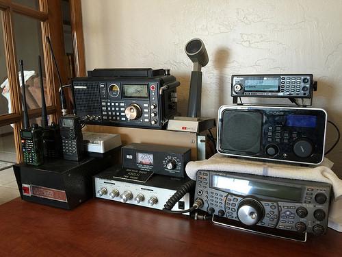 ham radio photo