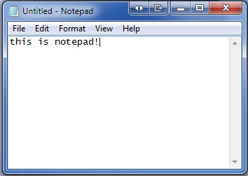 notepad photo